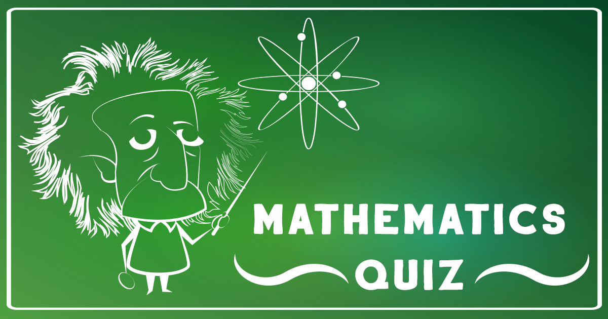 Can you answer all 10 Math Questions correctly?