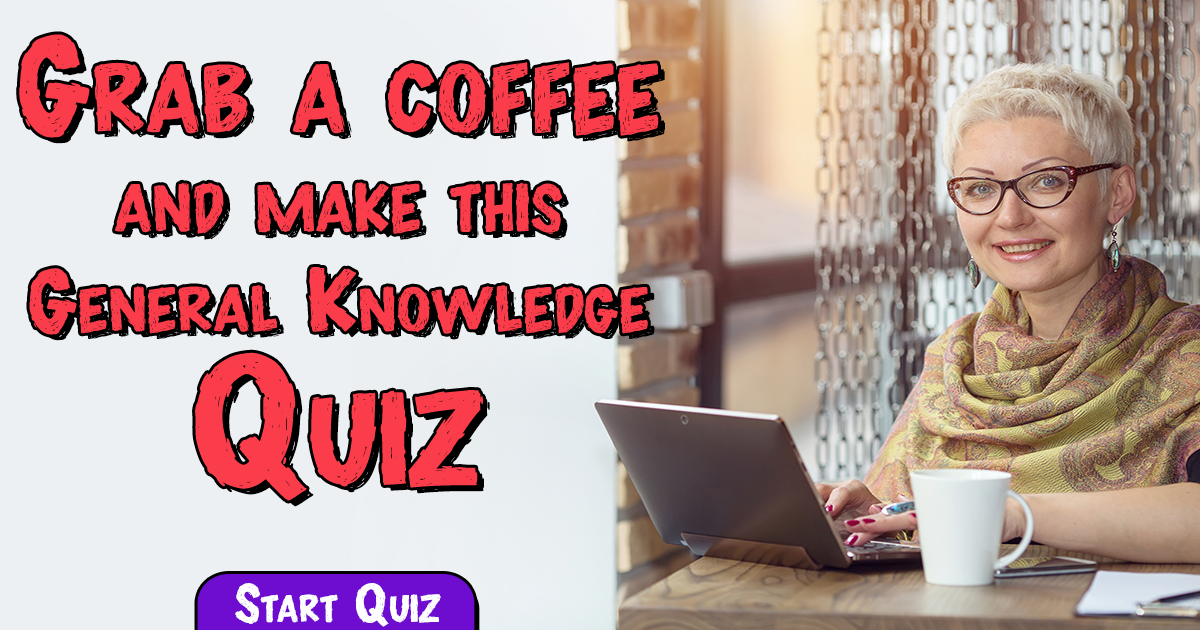 This quiz is not for amateurs!