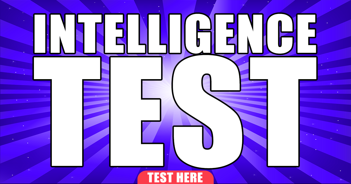 Mixed Intelligence Test