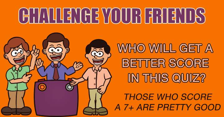 Challenge your friends!